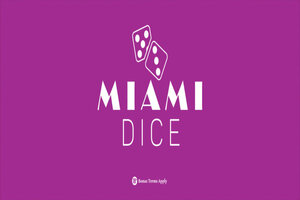 Miami Dice Online Casino Review and Offers AT